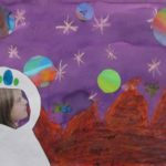 Skylar Duncan: First Place Painting and Mixed Media, 3rd - 5th Grade, United States