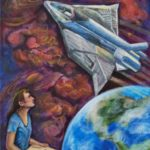 Lucille Miao: Third Place, Age 15 - 16, United States