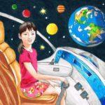 Zoe Chu: Second Place, Age 9 - 10, United States
