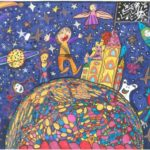 Ameera: First Place, 5-6 Year Olds, United Kingdom