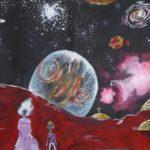 Maliha Bangash: Third Place Painting, 9th - 12th Grade, Pakistan